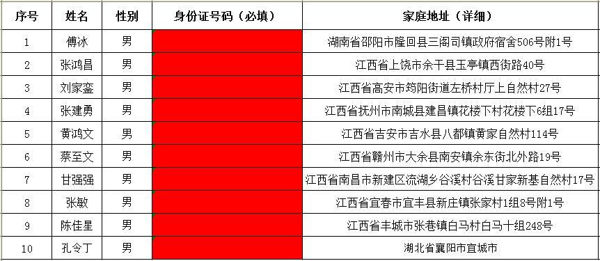 南昌铁路学校武汉地铁屏蔽门检修售后上岗名单