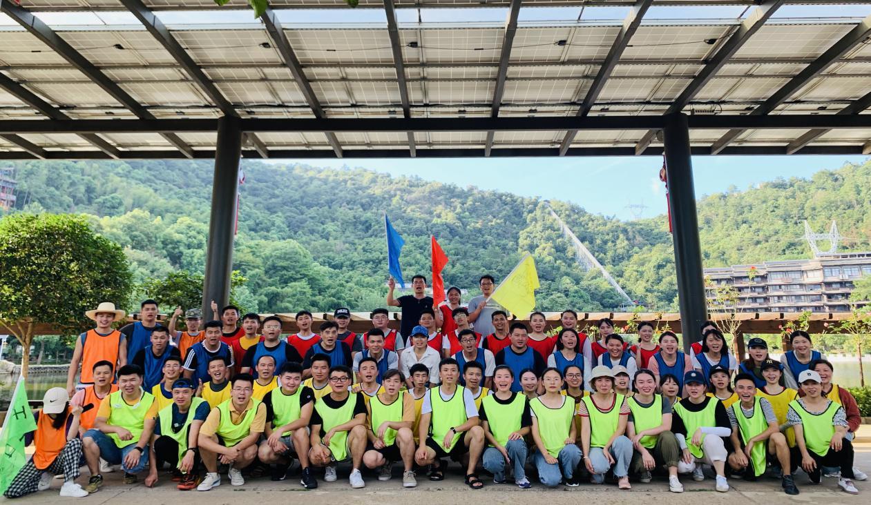 南昌向远轨道技术学校开展班主任团建活动
