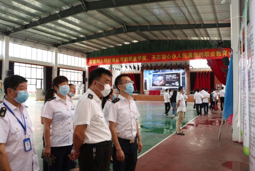 南昌向远轨道技术学校 党支部主题党日活动