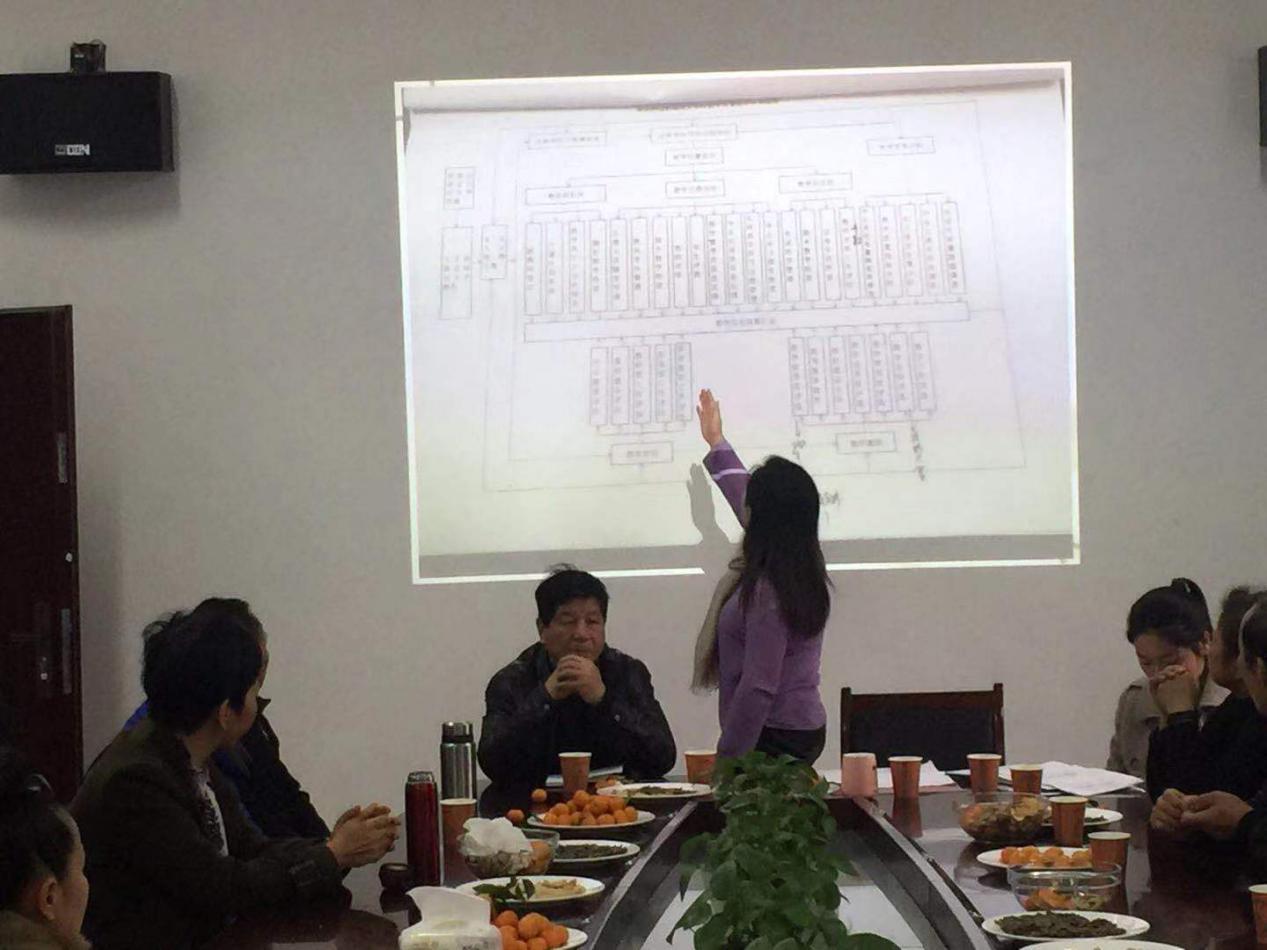 南昌向远轨道技术学校顺利召开2019-2020学年第一学期期末教师教学座谈会
