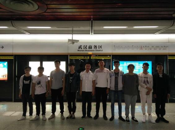 南昌铁路学校武汉地铁屏蔽门检修上岗名单