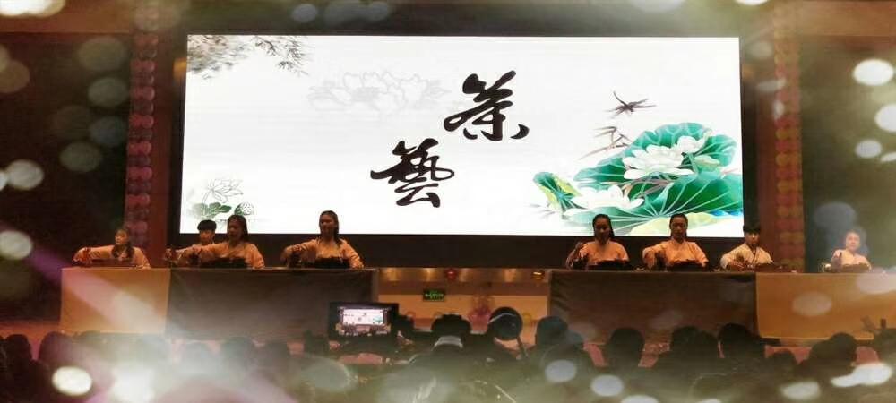南昌向远轨道技术学校茶艺社