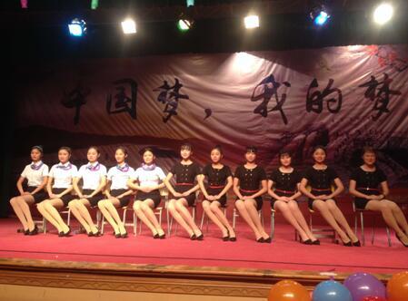 南昌向远轨道技术学校社团文艺汇演圆满举行