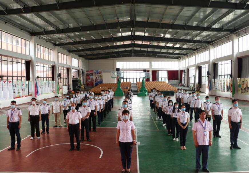 助残脱贫,决胜小康 南昌轨道学校开展第三十个全国助残日活动